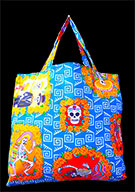 Day Of The Dead Cotton Bag (Style 04)