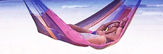 beach hammock - click here to visit the hammock page!