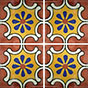 Arab Tc 5x5 Handmade Tile