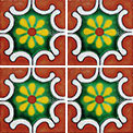 Arab Tc Vd Handmade Tile